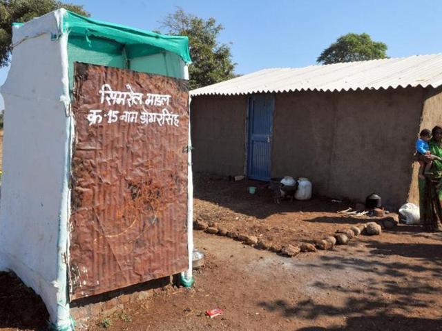 Toilet in Bihar village,Jewellery mortgaged for selling jewellery,Dewanti Devi