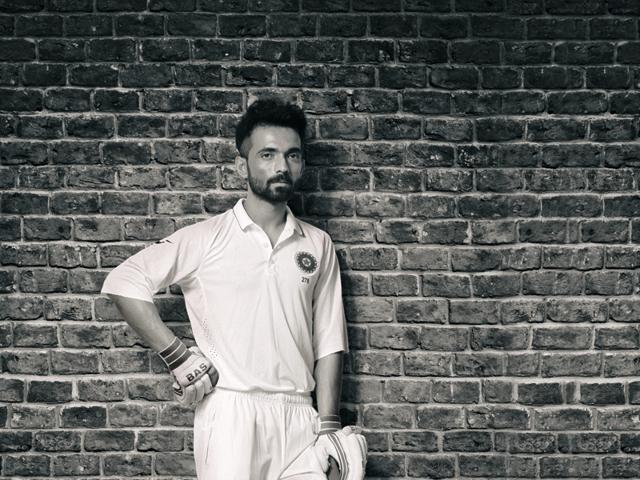 India's new vice captain displays a temperament and nerves of steel that even the best in the business are applauding