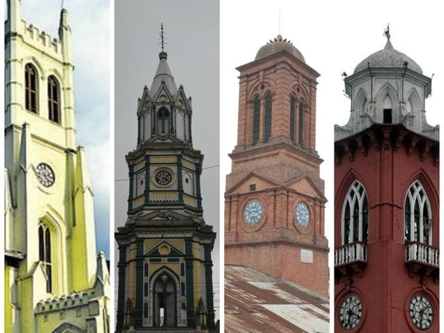 HT SPOTLIGHT,Clock towers,Christ Church