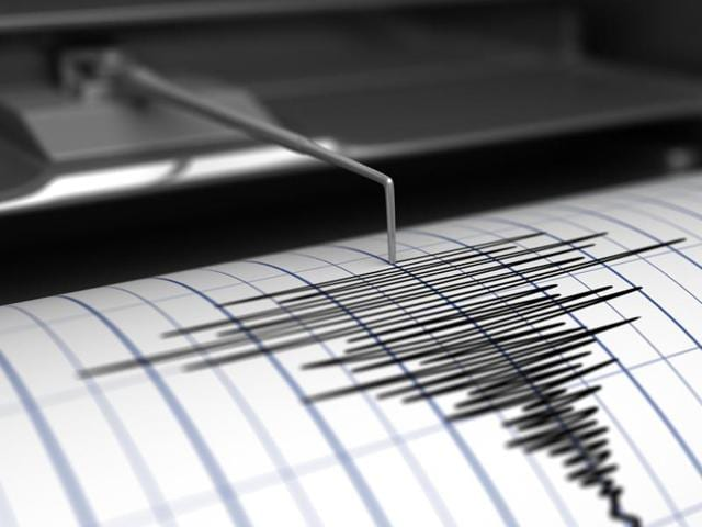 A medium intensity earthquake measuring 4.5 on the Richter Scale hit Gujarat on Sunday.