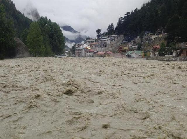 Uttarakhand rains,Monsoon,Heavy rains