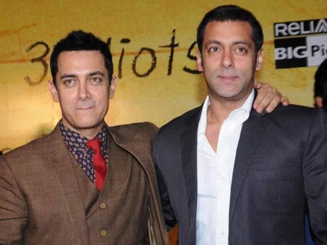 Salman Khan says he advised Aamir Khan to not go for six-pack abs look in Dangal.