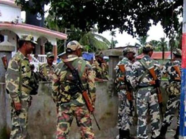 The army and Assam Police gunned down three top NDFB(S) militants in Kokrajhar district on Sunday.