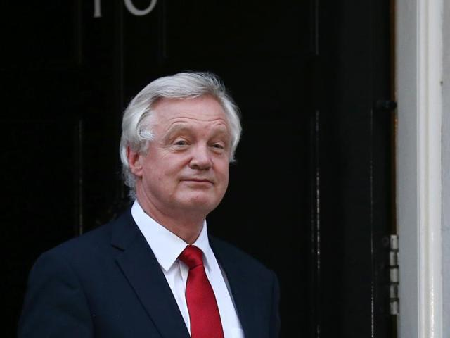 Brexit secretary David Davis dismissed suggestions that the estimated 3 million EU nationals now living in Britain might be forced to leave.