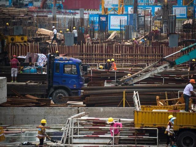 China,East China,Construction Elevator
