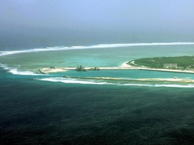 Vietnam and China frequently trade diplomatic barbs over the disputed Paracel island chain and waters in the South China Sea.