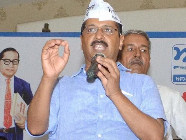 Delhi chief minister Arvind Kejriwal will hold an interactive session 'Talk to AK' on Sunday.