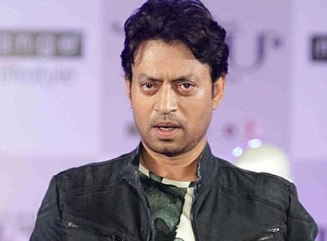Actor Irrfan Khan will meet Delhi chief minister Arvind Kejriwal on Tuesday.