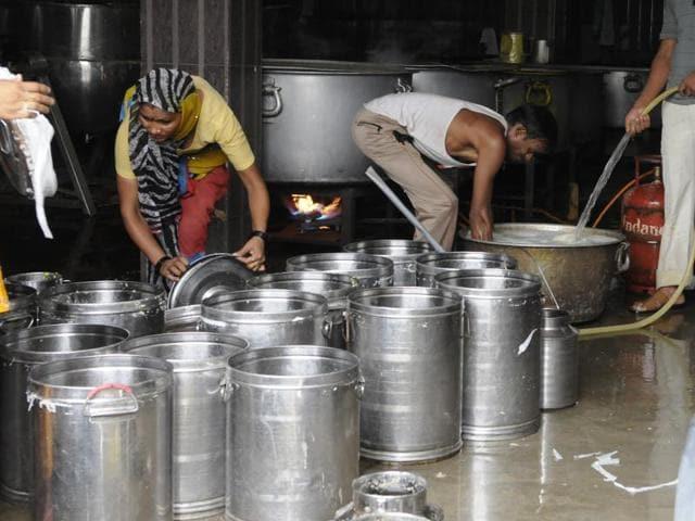 anganwadis,take-home rations,nutritions