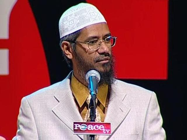 Singh also stressed that Naik's funding has to be looked into by the investigating agencies.