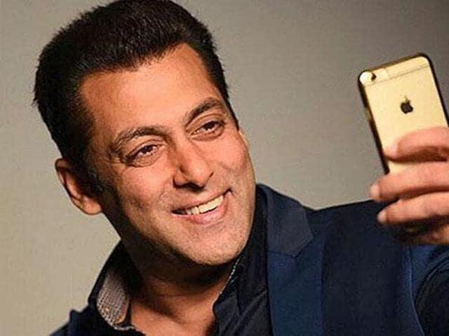 Salman Khan is basking in the success of Sultan. (HTPhoto)