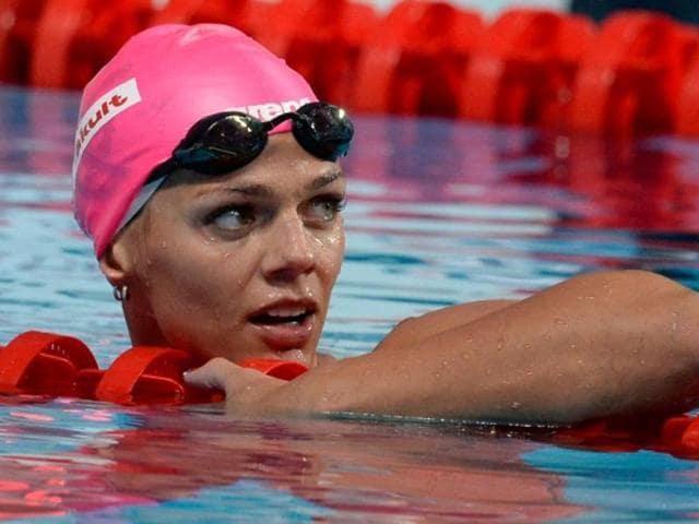 Yulia Efimova,Russia,Russia Doping Scandal