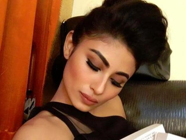 After trying her hand as a dance reality show's host,  Mouni says she is busy with the second season of her hit TV series Naagin.