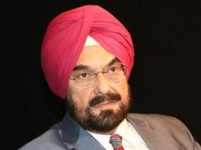 Justice Rajinder Singh Nagpal issued the warrants when neither Sandhu nor his lawyer appeared for the hearing.