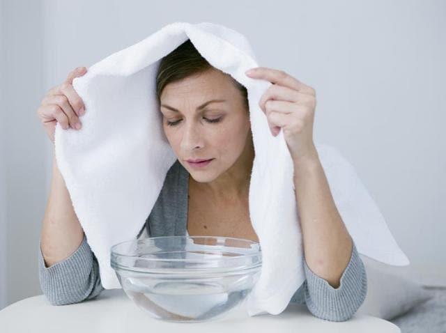 Sinus,Myth Busted,Steam Inhalation