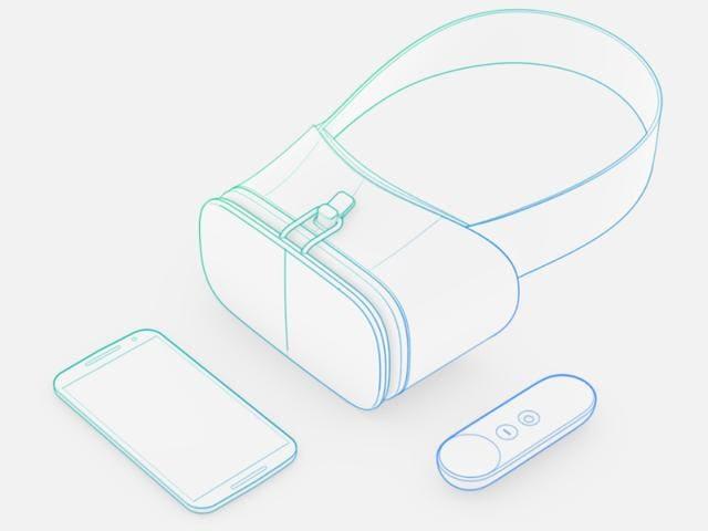 Google,VR,AR