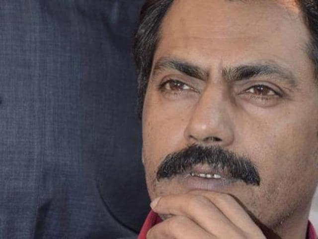 Nawazuddin Siddiqui wants to take a break after wrapping up his current lot of films. (HT photo)