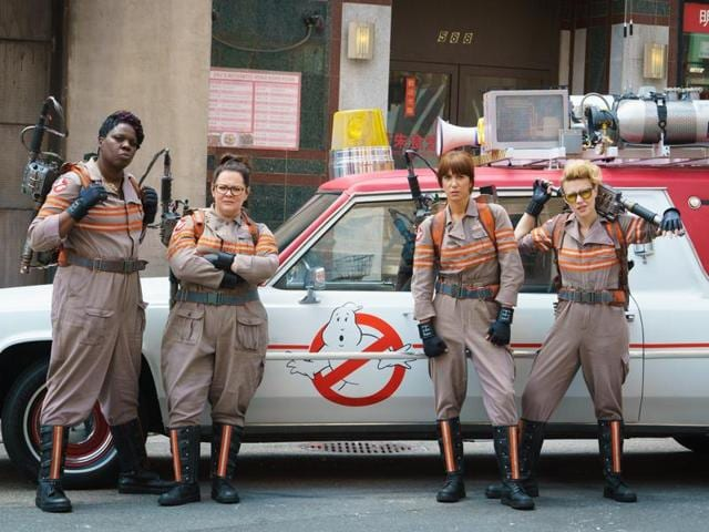 Ghostbusters makes its long-awaited return, remade with a cast of new characters. The 2016 reboot takes place thirty years after the original took the world by storm.