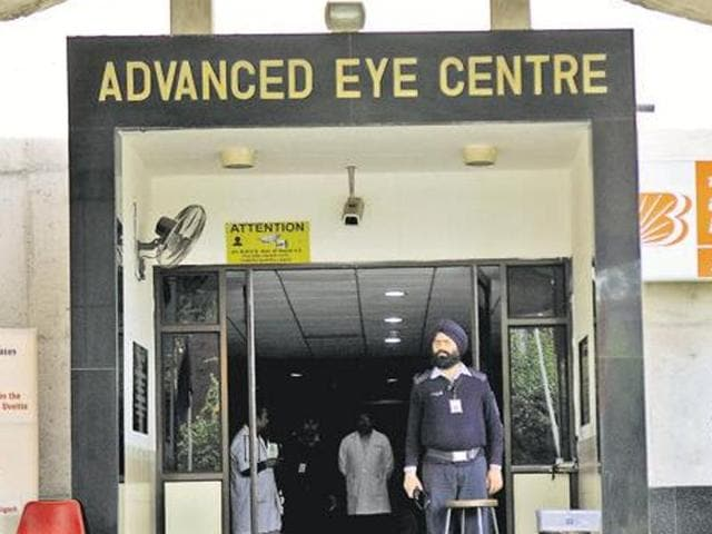 On Tuesday, 30 patients were injected Avastin drug inside the eye, after which they developed an infection.