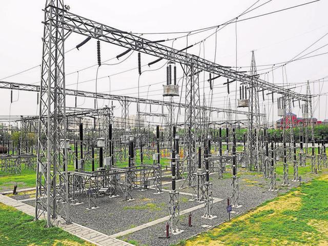 Electricity consumption down,Summer,DHBVN