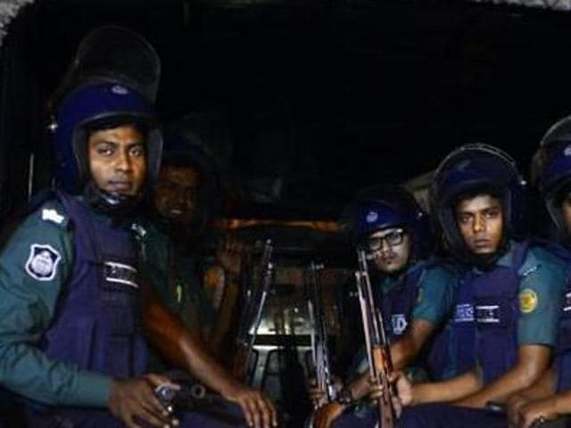 Benazir Ahmed, director general of the Rapid Action Battalion (RAB), made the announcement after a 12-hour search for militant hideouts across vast riverine chars (shoals) in Sariakandi and Dhunat sub-districts of northern Bogra district.