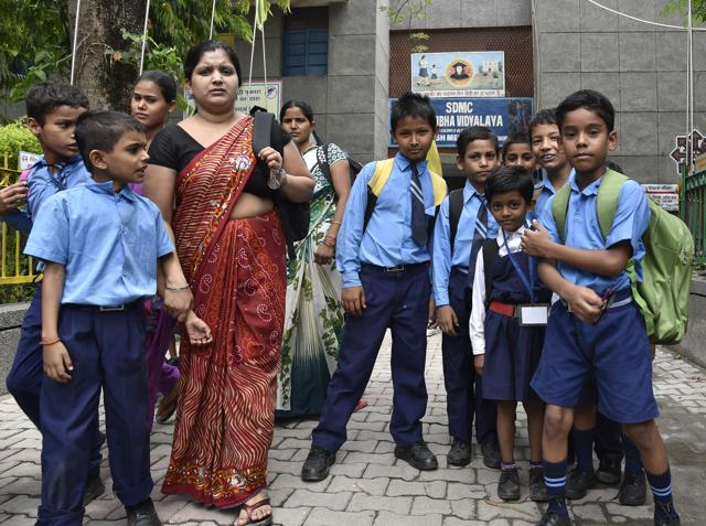 The sanctioned strength of municipal teachers in south is 9,400. About 2,400 posts had been lying vacant for a long time and the civic body was struggling to fill the gap.