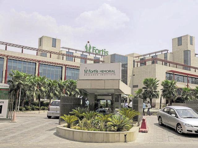An unidentified staffer of Fortis Memorial Research Institute in Gurgaon was booked for allegedly sexually harassing an Iraqi woman.