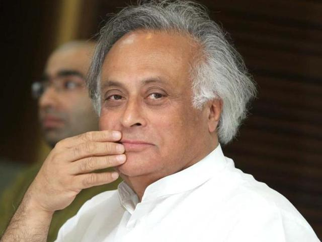 Former Union minister and senior Congress leader Jairam Ramesh says finance minister Arun Jaitley showed a few years ago that disruption is a legitimate instrument of an opposition party.