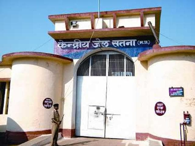The 15-minute mulaqat takes place on Monday and Saturday in the Satna jail.