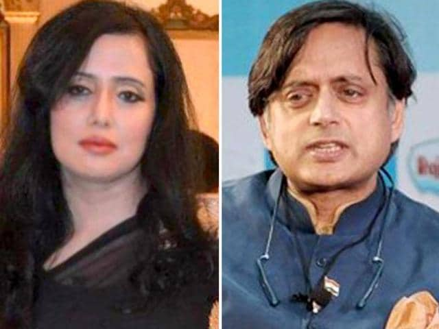 Pakistani journalist Mehr Tarar had told HT on phone in September last year that she never met or spoke to Shashi Tharoor's wife Pushkar, who was found dead in a hotel room in 2014.
