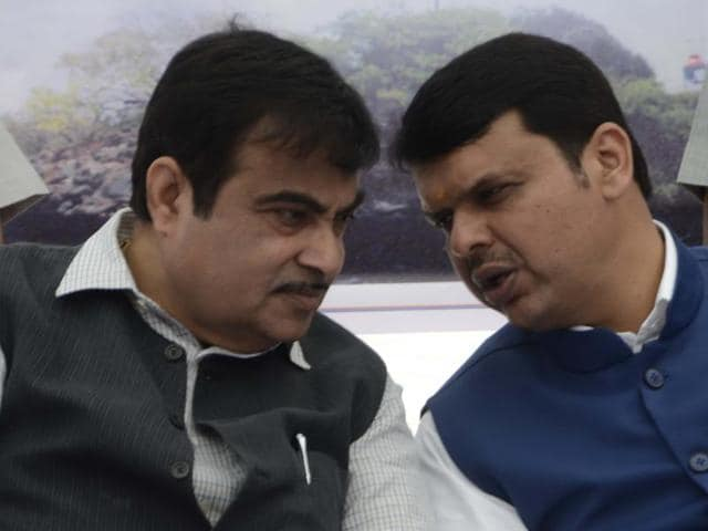 As the BJP-led governments at the Centre and the state have settled in their offices, chief minister Devendra Fadnavis and Union roads and transport minister Nitin Gadkari have emerged as power centres in Maharashtra