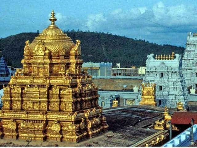 Tirupati's Lord Venkateswara is perhaps the richest temple in the country.