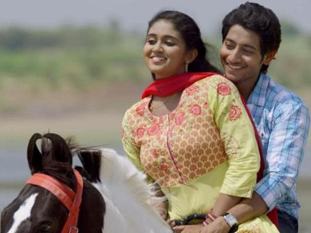 The Marathi film Sairat, which has startled everyone in the industry by raking in Rs100 crore or more, was loosely based on the stated story though the protagonists in the film meet a more gruesome end