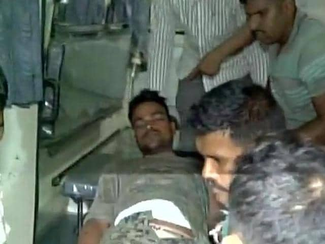 An encounter between CRPF and Maoists lasted for around seven hours through Monday.
