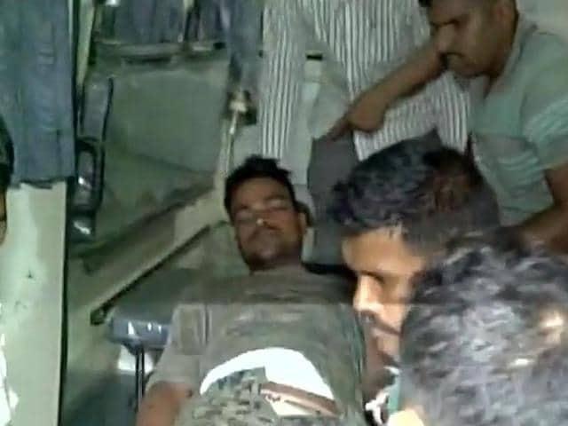 Gaya encounter,Gaya gunfight,CRPF vs Maoists