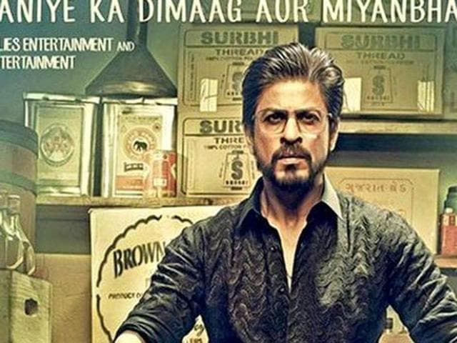 SRK's Raees and Hrithik's Kaabil are scheduled to release on the same date, January 26, 2017.