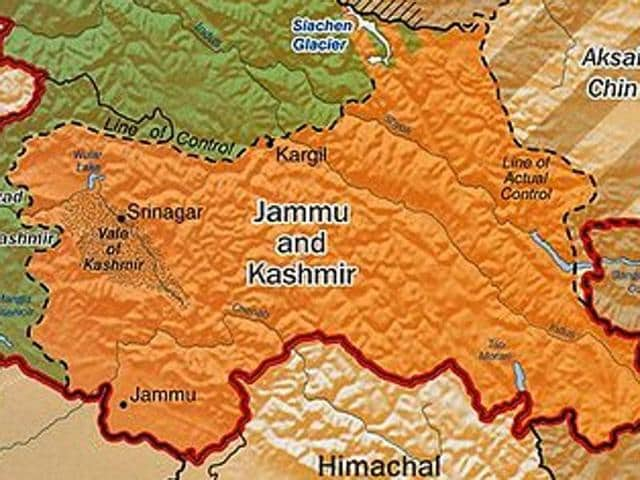 Sedition case,J-K,School diary map