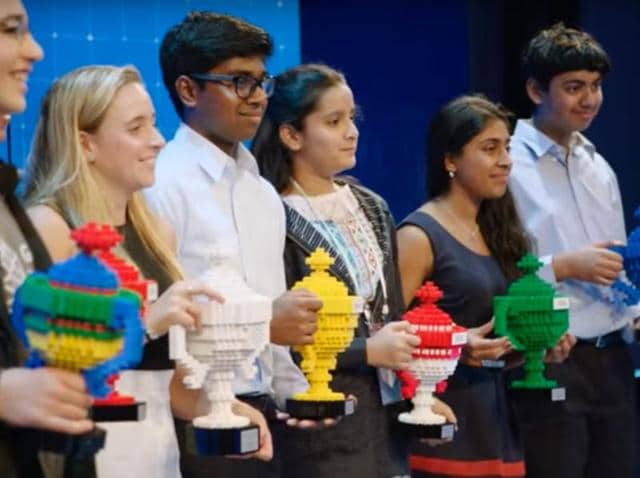 Advay Ramesh, a Class 10 student from Chennai's National Public School, is also among 20 finalists shortlisted to compete for a $50,000 scholarship from Google.