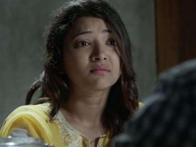 Interior Cafe Night marks the return of former child actor Shweta Basu Prasad after she was arrested, then acquitted, for alleged prostitution.