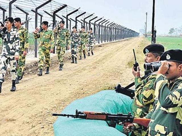 Pak national nabbed,Indo-Pak border,Arnia sub-sector