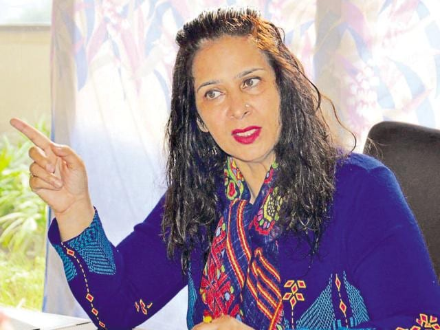 Navjot Kaur Sidhu triggered a buzz earlier this year by advocating a split with the SAD ahead of the election.