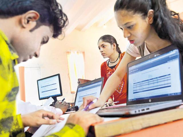 Delhi University has released its fifth cutoff list for admissions to undergraduate courses.