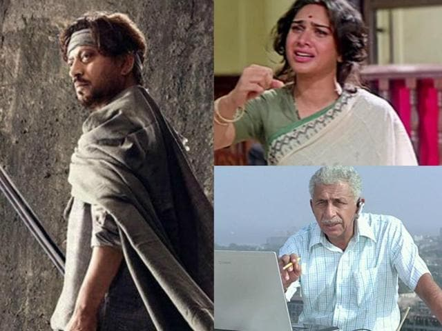 From Damini to Shool and Rang De Basanti, we bring you a list of films that had storylines similar to that of Madaari.