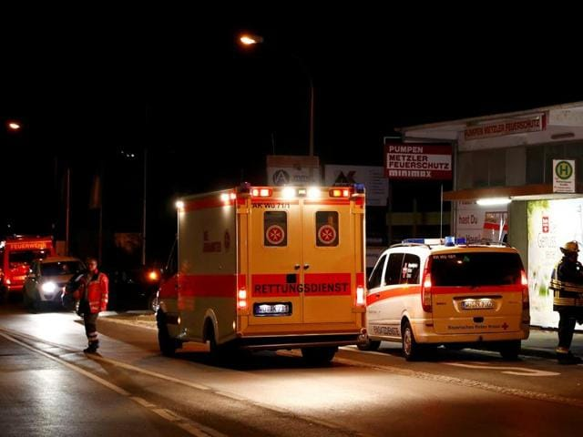 Afghan refugee,Afghan teen attack,Germany train attack