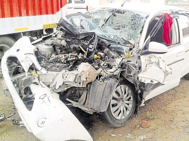 road mishap casualties in MP