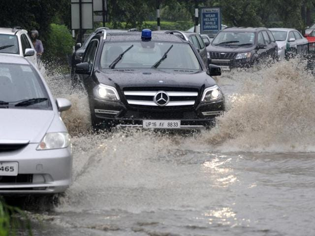 Transport officials said the city's infrastructure is not equipped to withstand such continuous showers and that commuters should brace for more delays and snarls.