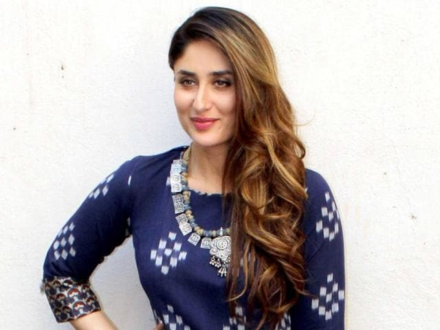 Kareena Kapoor Khan is excited to start working on the film.
