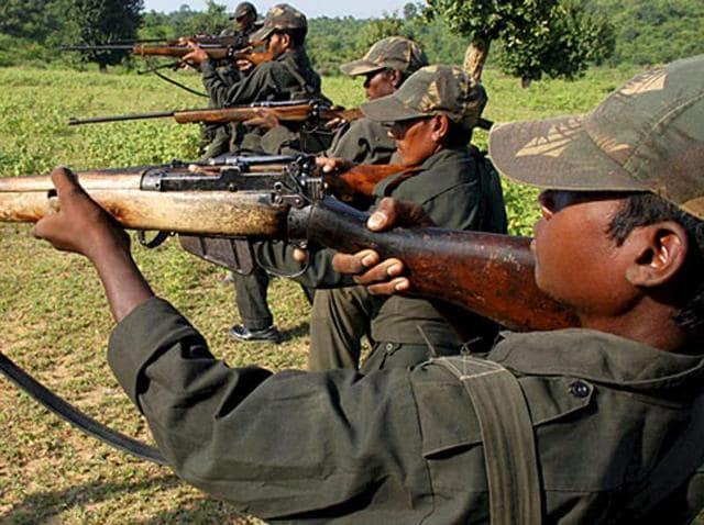 Maoist,Bihar,CRPF