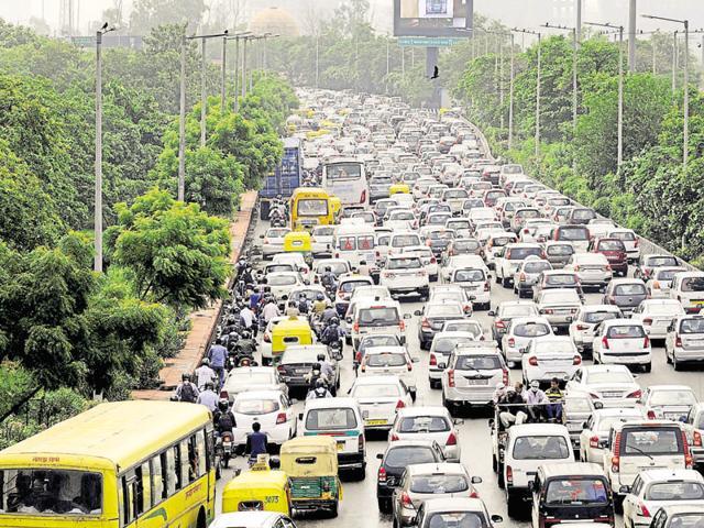 Noida-Greater Noida Expressway,CISF-Vasundhara road,Karhera exit