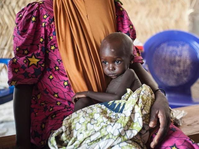 Boko Haram,Nigeria Islamic extremists,Malnutrition in Nigeria